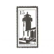 CNA118C Admiralty Stamp Rubber Stamp