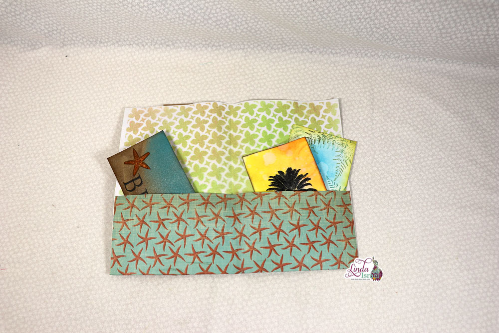 Scrapbook Paper into Journal Page Tutorial