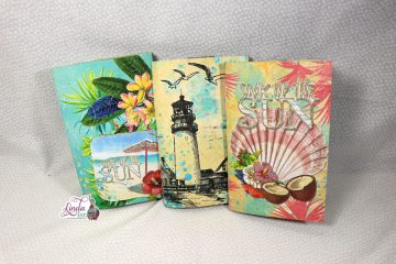 Sea Breeze Junk Journal Flip Through