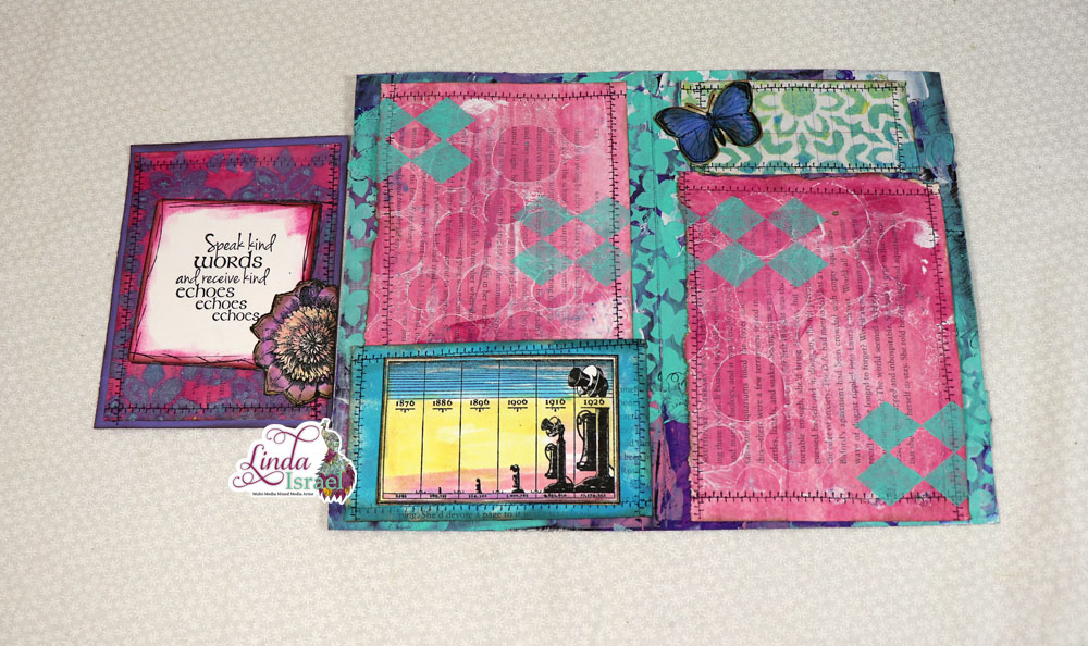 Transforming Junk into Journal Elements