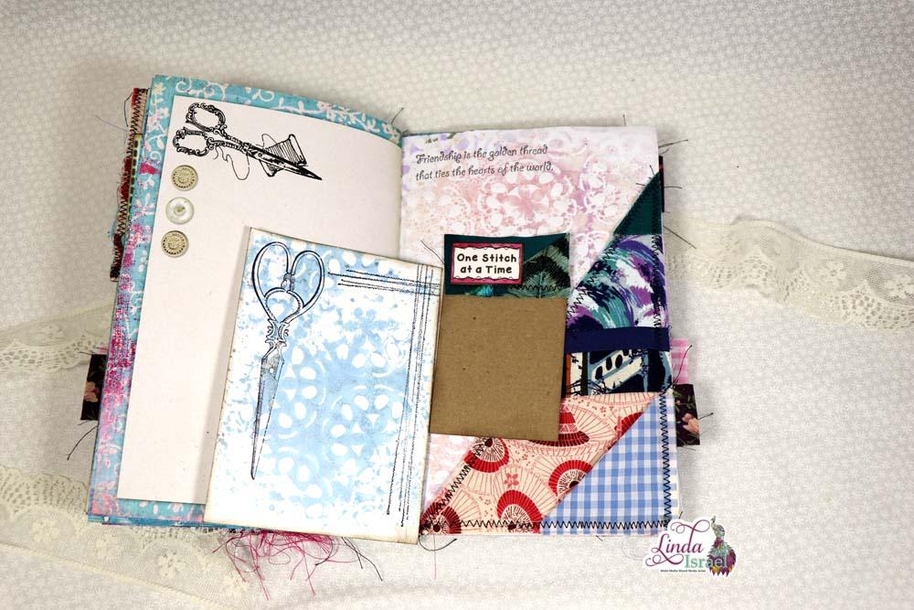 Sew Artsy Junk Journal