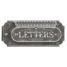 CCA316E Letter Delivery Rubber Stamp