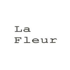 CFF111C La Fleur Rubber Stamp