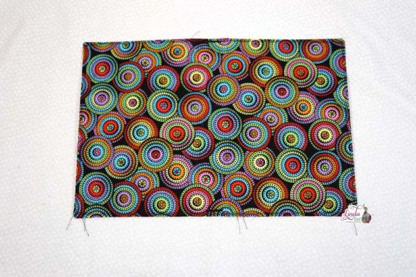 Colorful Circles Midori Style Cover