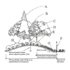 FF622E Garden Plan B Rubber Stamp