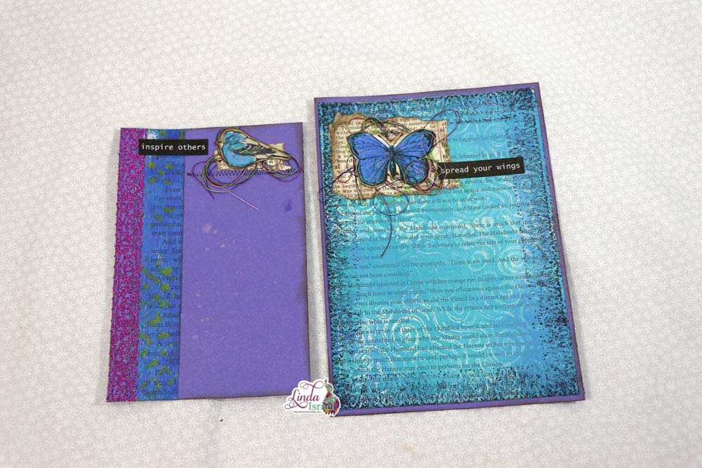 Inspirational Mixed Media Journal Page Tutorial