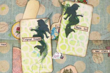 Mini Sea Breeze Junk Journal Tutorial Part 2