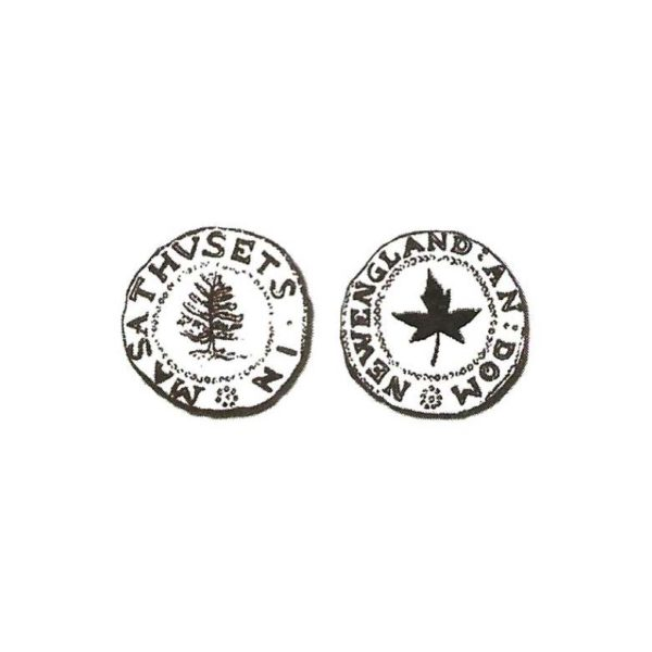 CHO131c Christmas Coins Duo Rubber Stamps