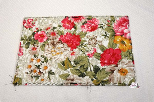 Ivory Floral Midori Cover