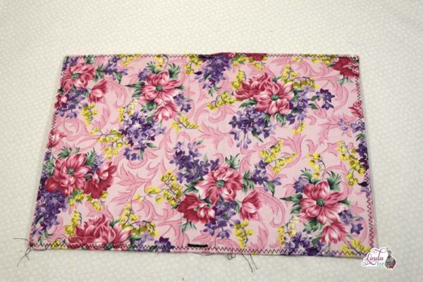 Pink Floral Midori Style Cover