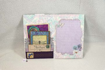 Day 3 Triple Pockets for Junk Journals