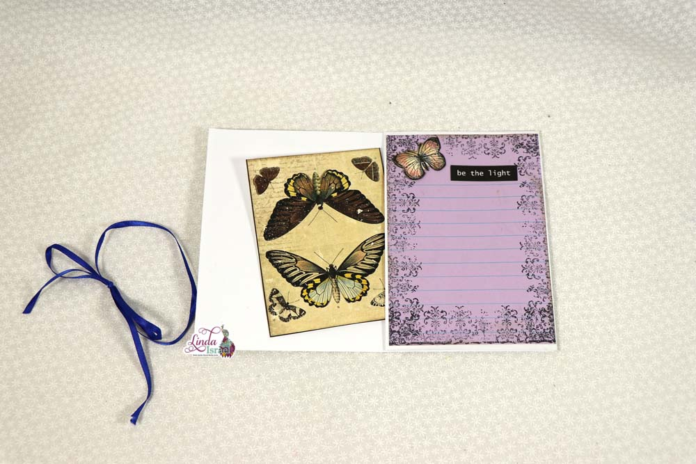 Day 4 Using Old Greeting Cards
