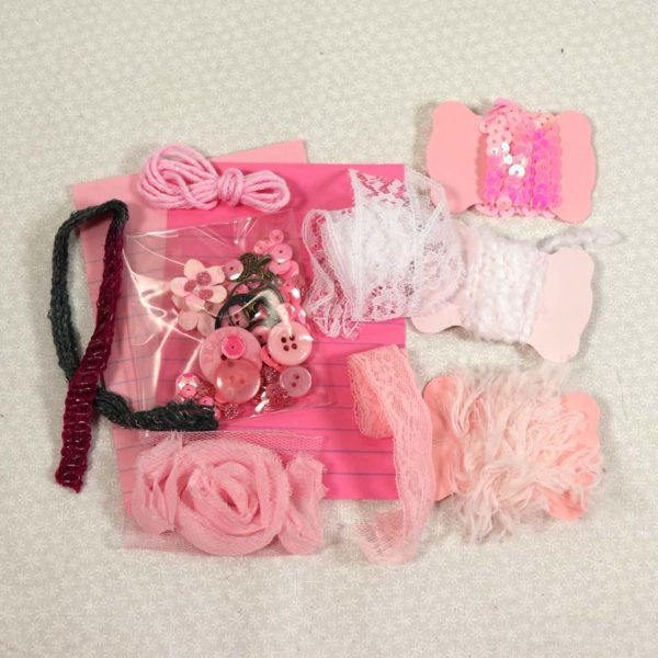 Pink Embellishment Pack