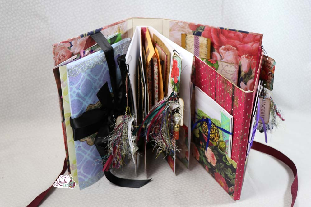 Day 12 Embellishment Book