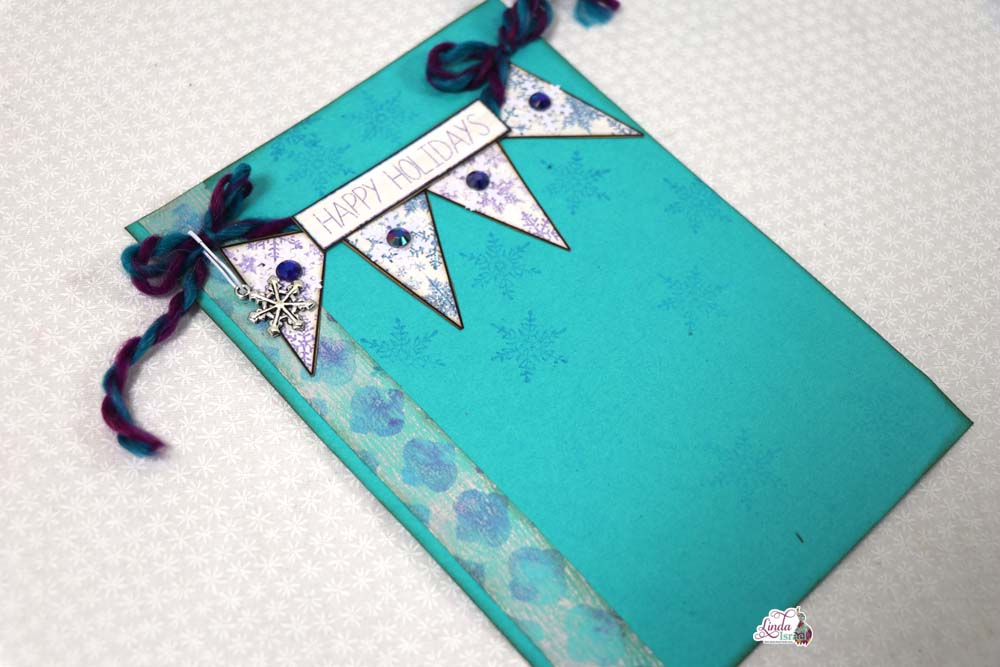 Journal Card with Banner Tutorial