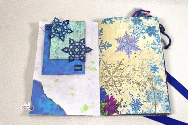 Snowflake Chipboard Pieces
