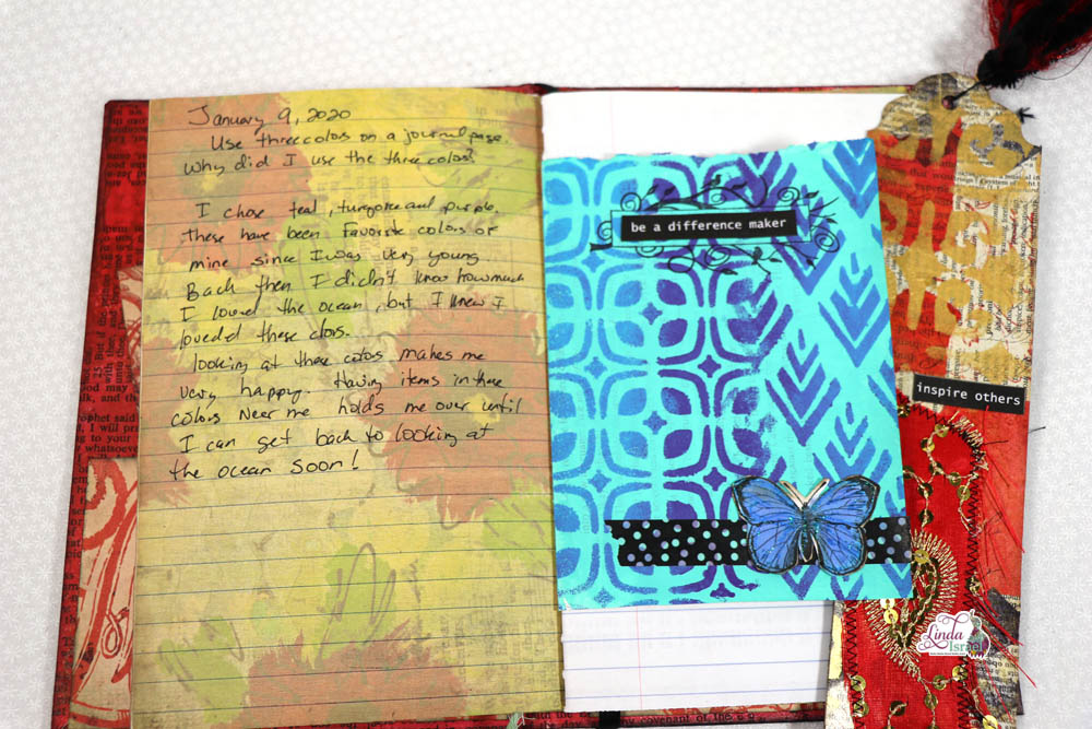January 9 Creative Prompt Pick Three Colors