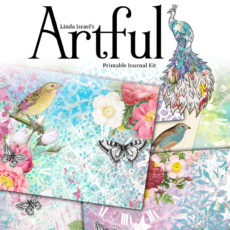 Artful Digital Journal Kit