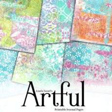 Artful Digital Additional Journal Pages
