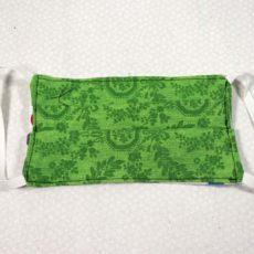Leaf Green Face Mask