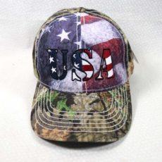 USA Camo Cap