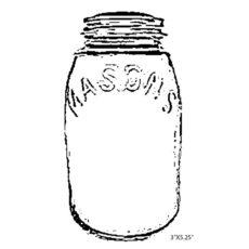 CHC515F Mason Rubber Stamp