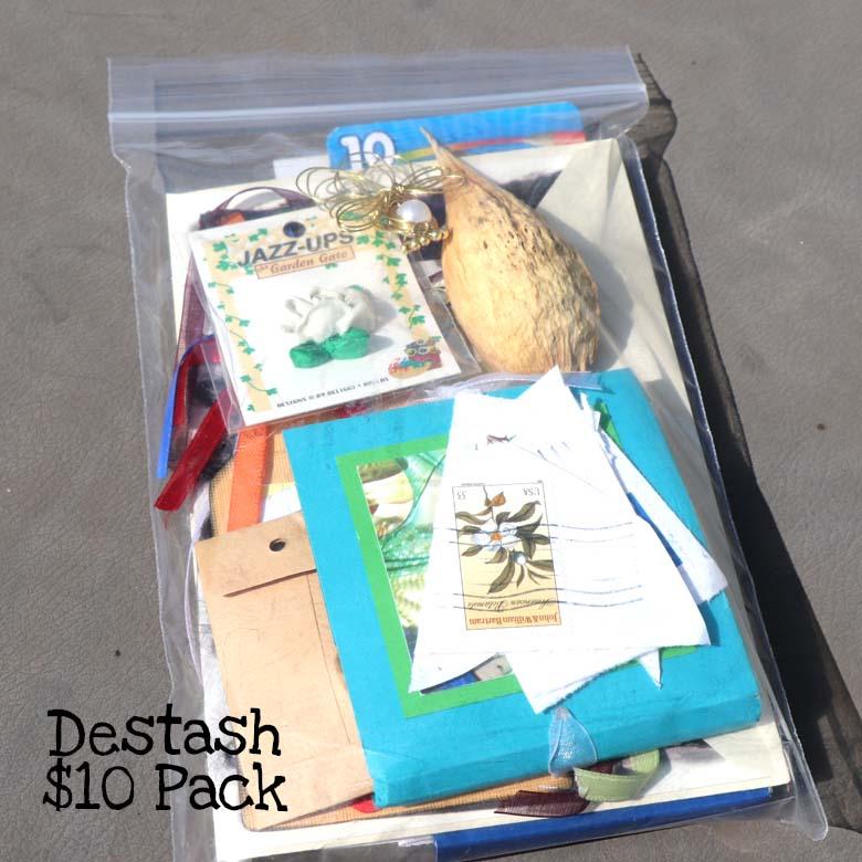 Destash Packages