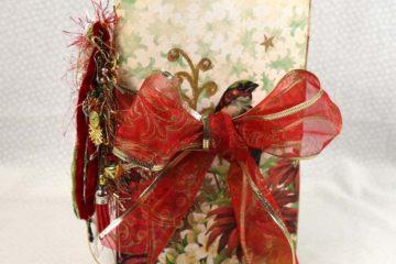 A Christmas Dream Creative Box Junk Journal