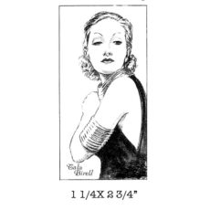 CST113D Tala Rubber Stamp