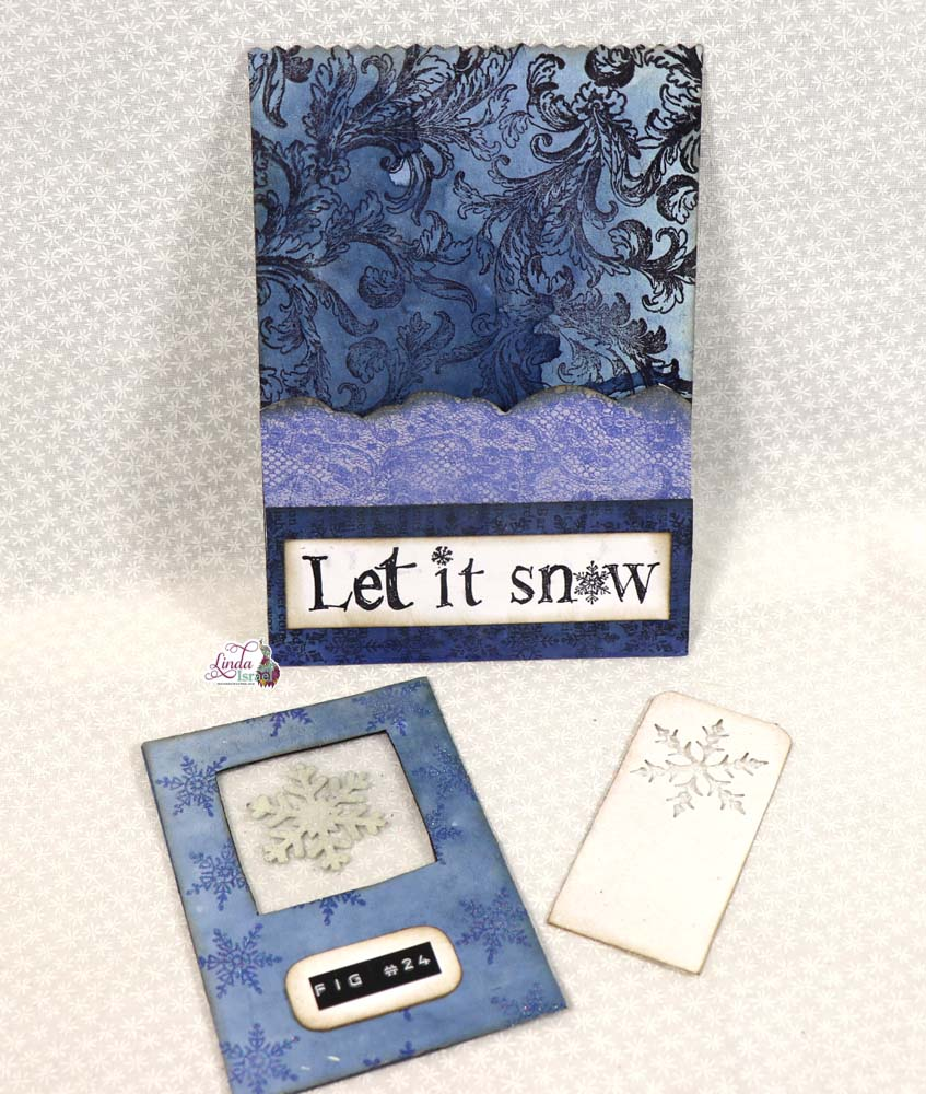 Day 2 of 12 Days of Junk Journal Gift Ideas Pocket