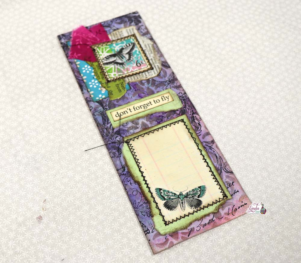 Creating Embellishments for Junk Journals
