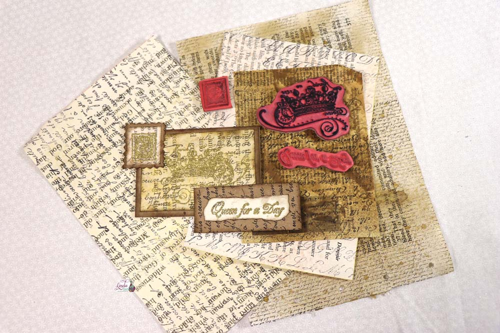 Scrapy Altered Paper Clip Tutorial