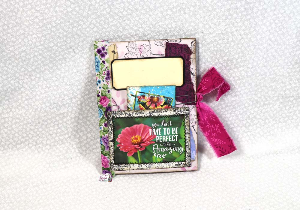 Day 5 of the 12 Days of Junk Journal Gift Ideas Trifold Envelopes