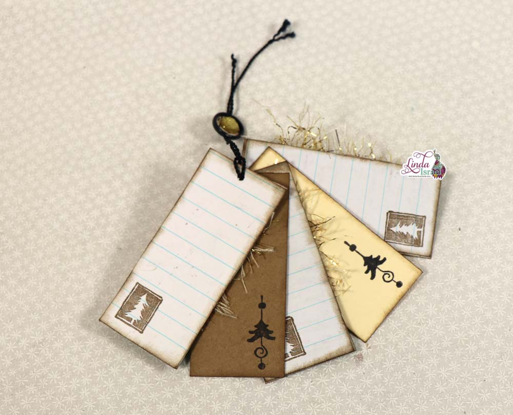 Day 7 of 12 Days of Junk Journal Gift Ideas Repurpose