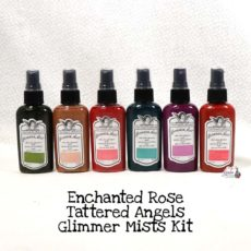Enchanted Rose Tattered Angels Glimmer Mists Kit