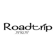 TP113B Roadtrip Rubber Stamp